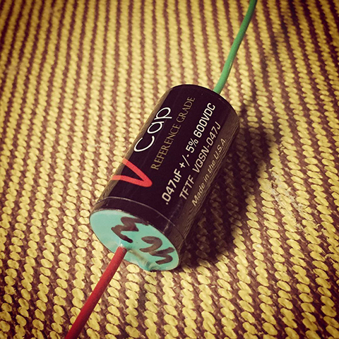 VH Audio V-CAP Capacitor