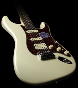 Rothstein Guitars • HSS Strat Mod on