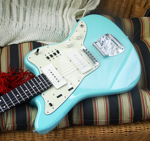 Jazzmaster S15 Switching: Rothstein Guitars