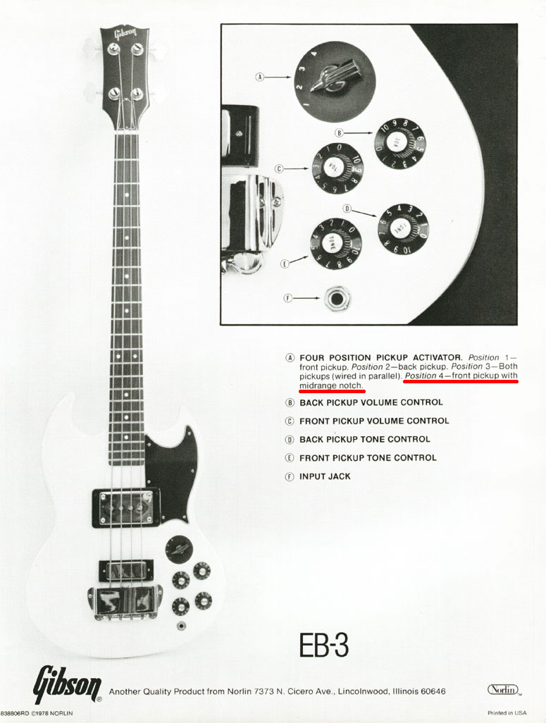 1970 Sg Wiring Diagram Trusted Schematics Diagrams Sl 3000 Ul Prewired Eb 3 Assembly Passive Rothstein Guitars Rh Guitar Mod Com Epiphone Special 2