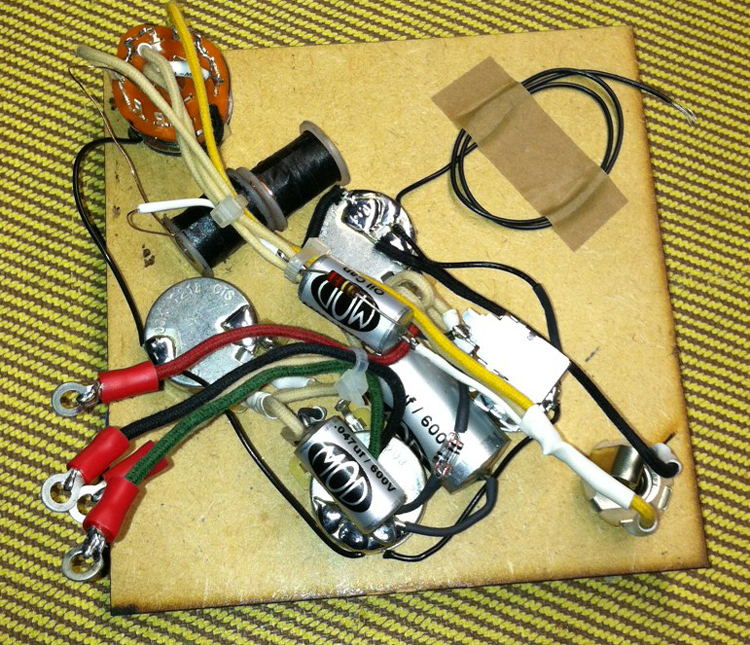 solderless guitar wiring harness   32 wiring diagram