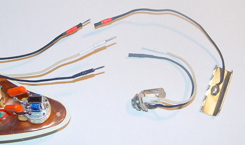 Wiring harness replacement telecaster guitar forum