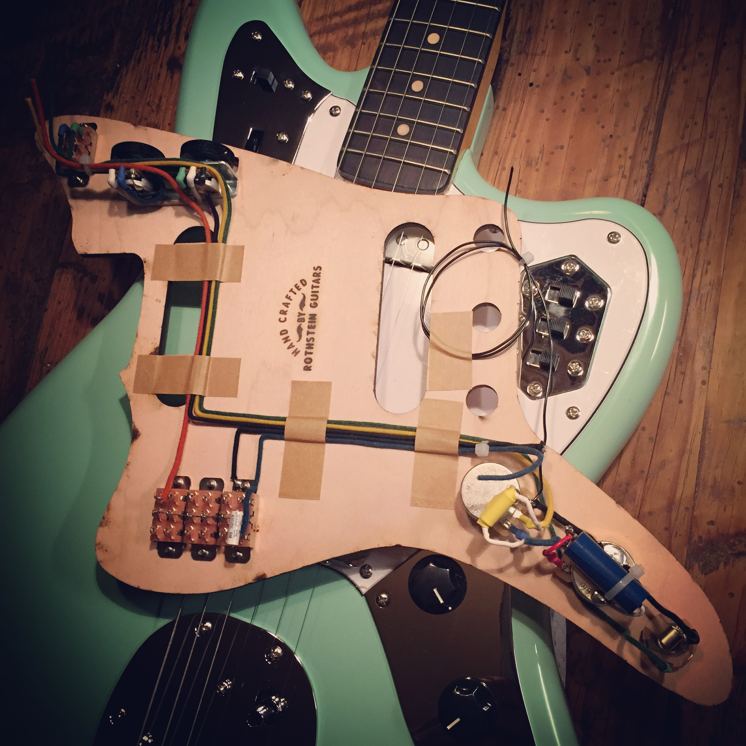 Swell Music Wrench Fender Jaguar Wiring Mod Basic Electronics Wiring Diagram Wiring Cloud Oideiuggs Outletorg