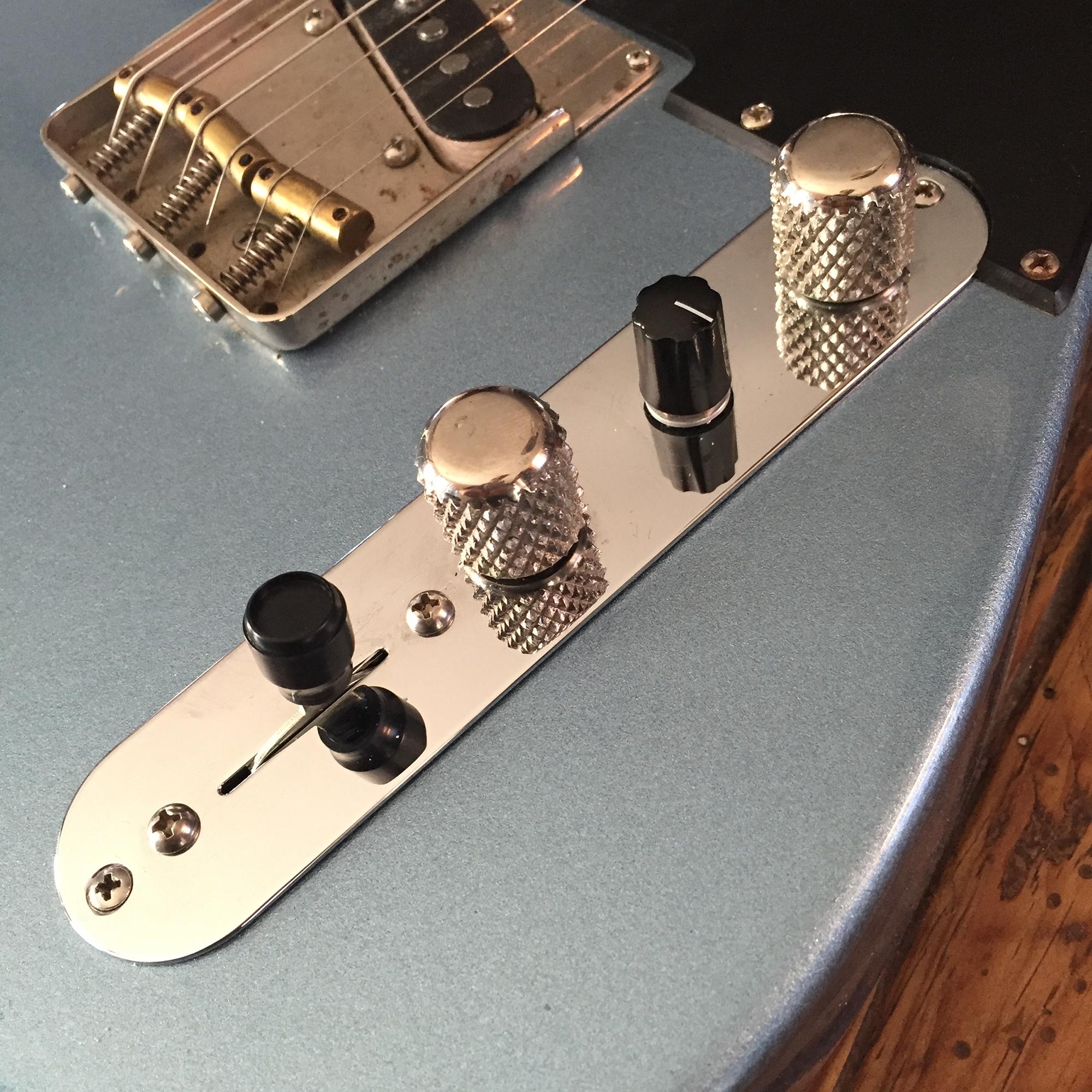 STB Super 4-Way Mod Tele Prewired Kit: Rothstein Guitars on